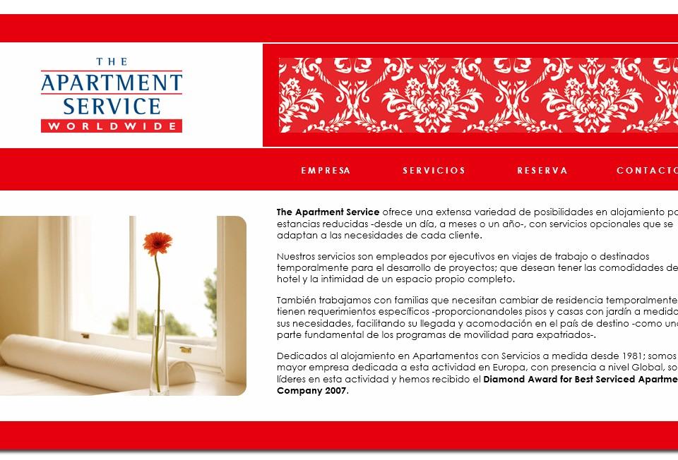 diseño web secror inmobiliario